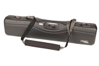 Negrini OU/SXS Uplander Ultra-Compact Hunting Shotgun Case – 16405LR/5541 negrini gun case, upland gun case, over under gun case, side by side gun case, lightweight gun case, airline approved gun case, air travel approved gun case