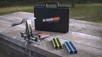 Wicked Edge Field & Sport Pro Sharpener - WE210 wicked edge, knife, sharpener, sharpening system, kit, made in USA