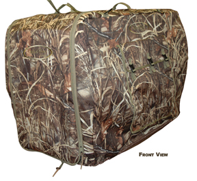 Mud River Mud River Bedford Uninsulated Kennel Cover